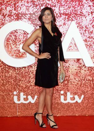 Lucy Verasamy: 2017 ITV Gala Ball -12 - GotCeleb