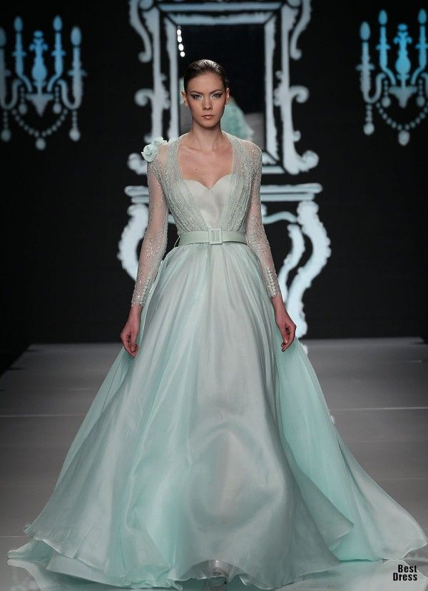 Arabic Wedding Dresses 2012 collection by Abed Mahfouz @Four Seasons Bridal #LuxChat