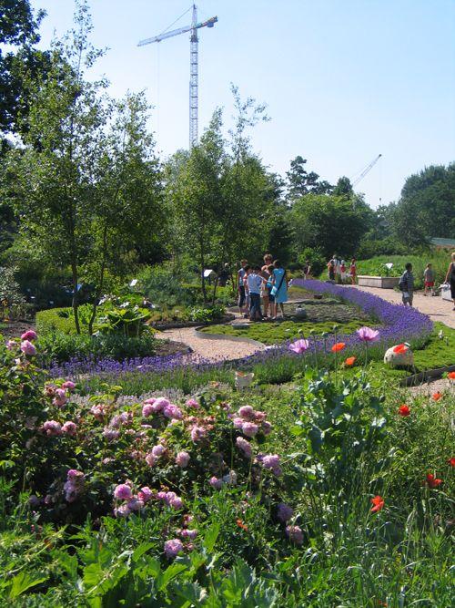 Thematuin, Botanische Tuinen Utrecht
