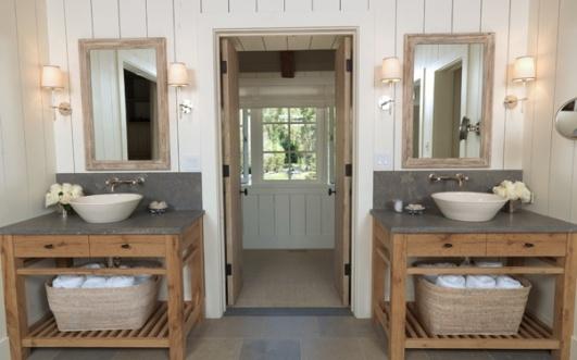 Bathroom Vanity Concrete Top Wall Mount Faucets Stone Vessel Sinks Bathroom Styling Bathroom