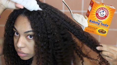 I Tried The Baking Soda Shampoo For My Itchy Scalp And Here Is What Happened - Black Hair Information