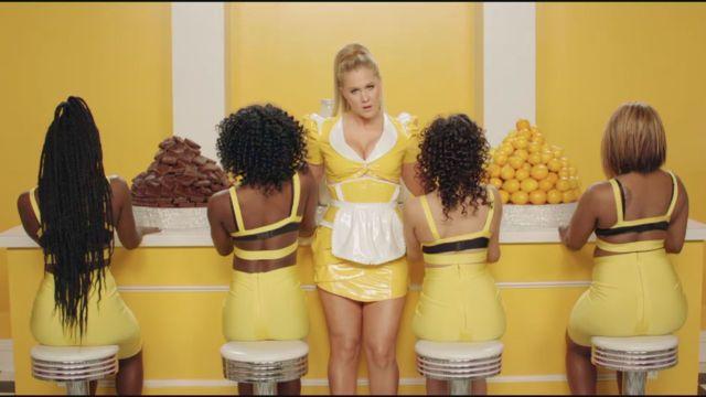 Amy Schumer- Milk Milk Lemonade