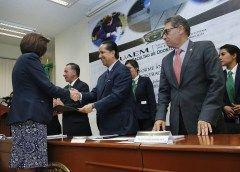 UAEM defenderá bandera de cooperación internacional y la movilidad estudiantil