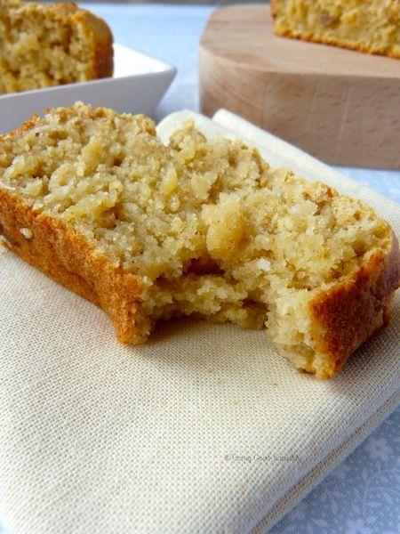 Cake Végétalien à la noix de coco et ananas - Recettes végétalien...