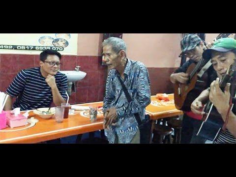 Suara Emas Pengamen Tua Bikin Kombes Krishna Murti Terpesona