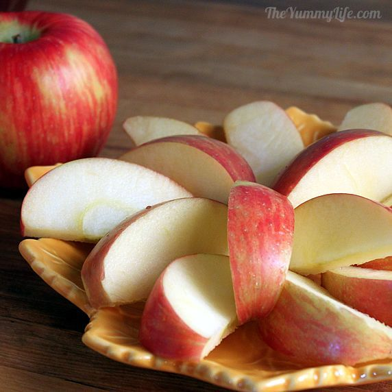 Apple & Pear Slices That Don't Brown Recipe