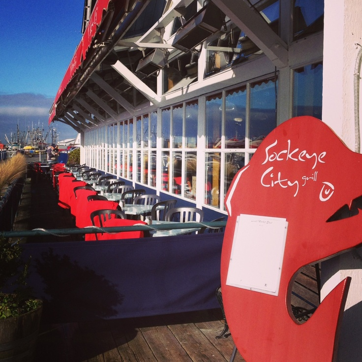 Lunch on the patio today? We are ready... #stevestonrealestate