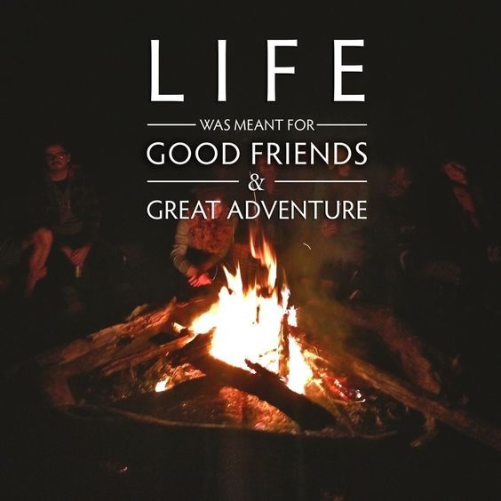 Life is meant to be shared with friends! #camping #campfire #camp #outdoors #hiking #hikingadventures #fire #tent #woods #survival #nature #naturephotography #explore #backpack #forest #wilderness #adventure #snow #cabin #woods #hike #mountains #trekking #trail #mountain #travel #walk #landscape #alps