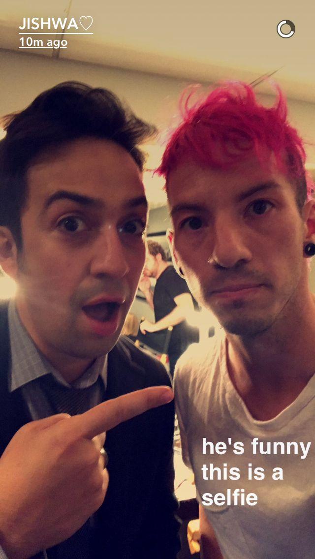 Josh & Lin-Manuel Miranda on Saturday Night Live| SNL- twenty one pilots live