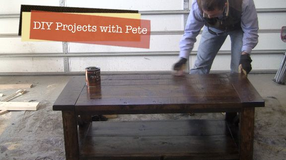 how to apply polyurethane to rustic furniture house. Black Bedroom Furniture Sets. Home Design Ideas