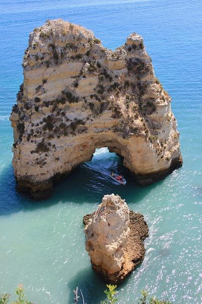 Ponta da Piedade, Algarve Coast, Portugal