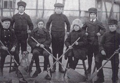 The History of Curling - Canadian Curling Association