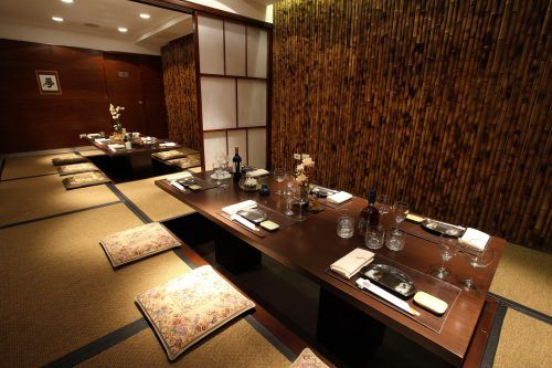 Picture of Japanese Restaurant Interior Design of Irifune in Buenos Aires