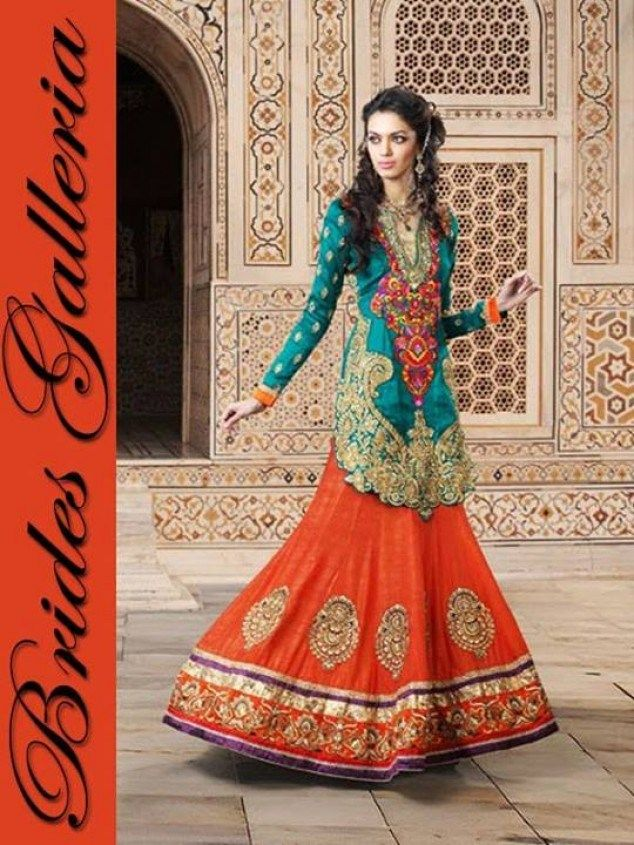 Latest Brides Galleria Astonishing Married Punjabi Suits Collection