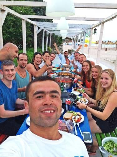 Pura Vida Beach Hostel in Vama Veche für 5 Personen bei tourist-online buchen - Nr. 8434938