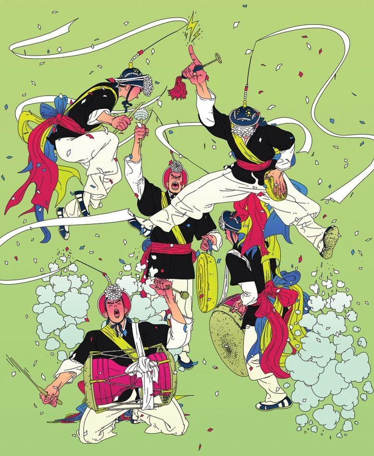 notefolio :: Creative #93 김정윤 / Illustrator