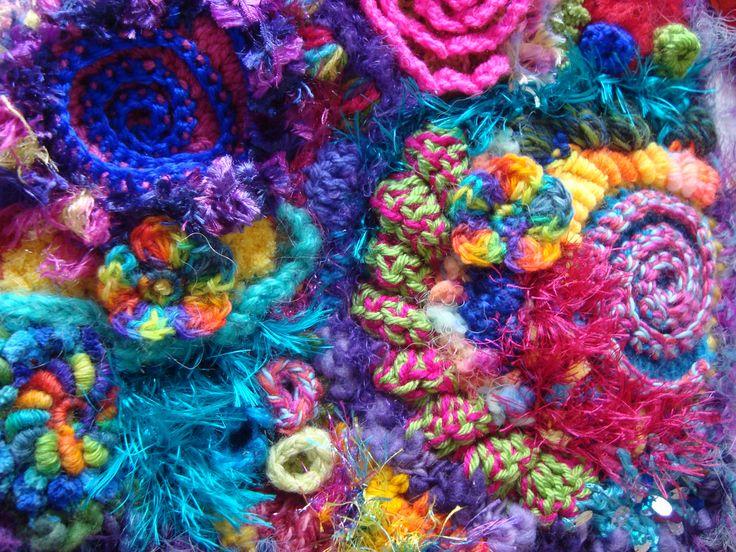 Puntos de ganchillo básicos para aprender a tejer y crear cosas maravillosas, como: ropa, mantelería, bikinis, mantas, gorritos, patucos y más.