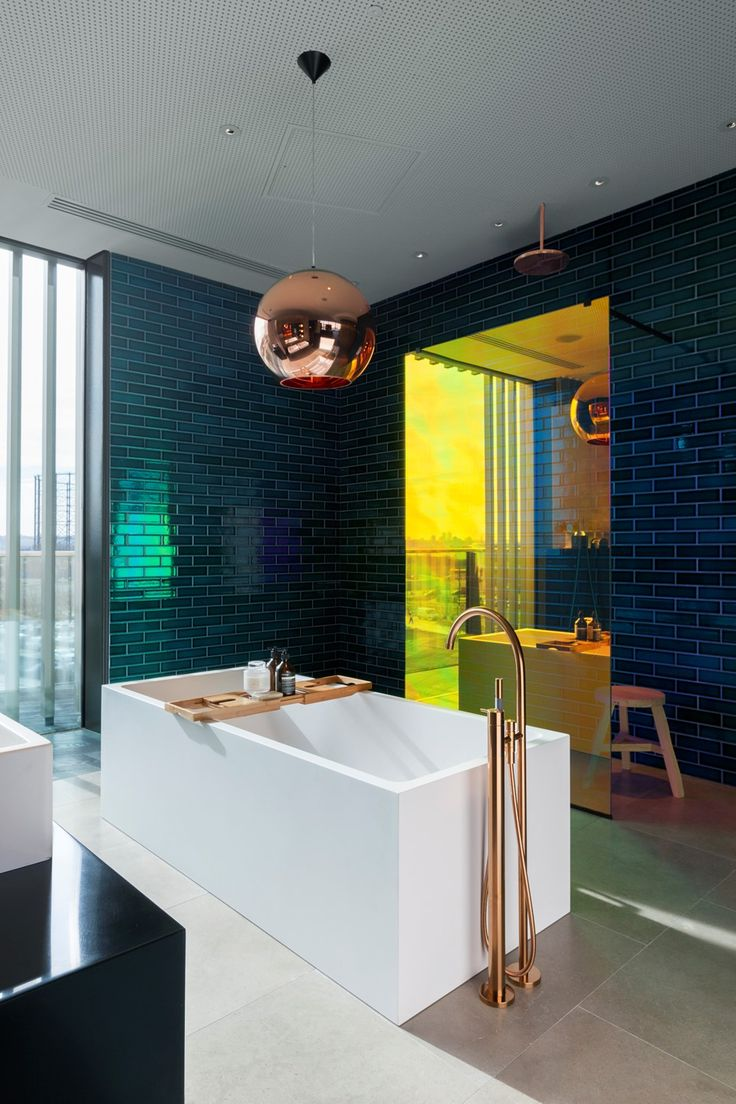 Tom Dixon Apartments at Greenwich Peninsula