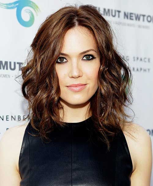 11. Bob Haircut for Wavy Hair