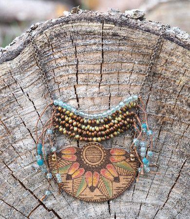 Blooming Sunflower (Customer Design) - Lima Beads