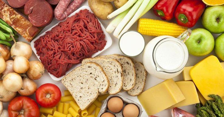 Eficaz dieta para ganar masa muscular, ¡te damos el menú!