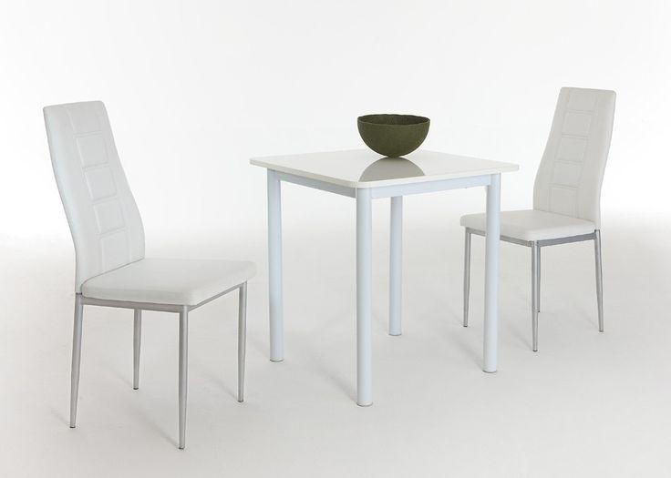 Esstisch stühle weiß  Die besten 25+ Esstisch mit stühlen Ideen auf Pinterest ...