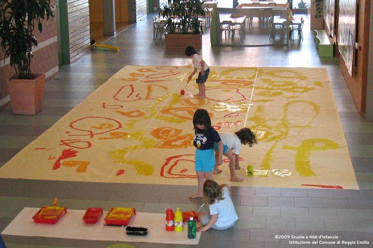 Reflections Nursery and Forest School: Reggio Emilia Study Tour 2012