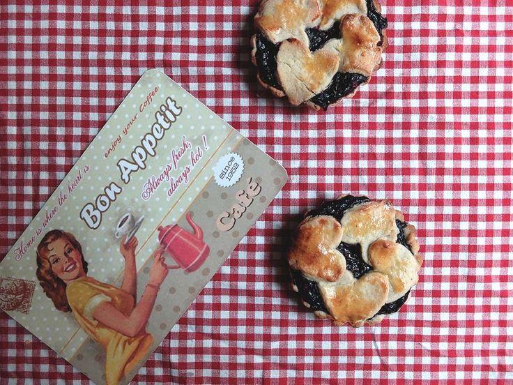 Pie aux fruits rouges {Foodista Challenge #20} - La Polygraphe