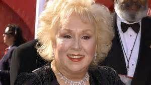 Doris Roberts  R.I.P.