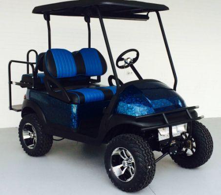 Texas Golf Cars & Service: Custom