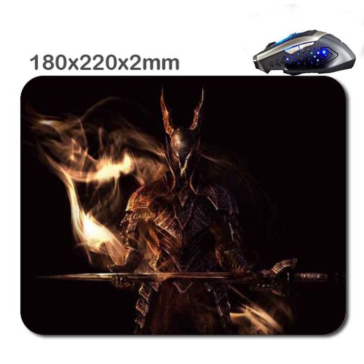 Dark souls you died Cover New Arrivals Customized Rectangle Non- Slip Rubber Printing Large Gaming Mouse Pad As Luxury gifts