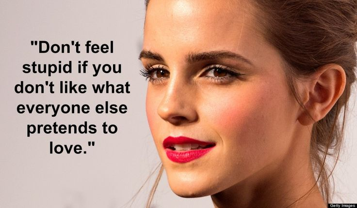 Emma Watson is known for being an advocate of gender equality particularly with her #HeforShe campaign. Description from allchicandglam.com. I searched for this on bing.com/images