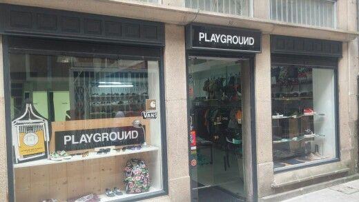 Playground Store, Pontevedra