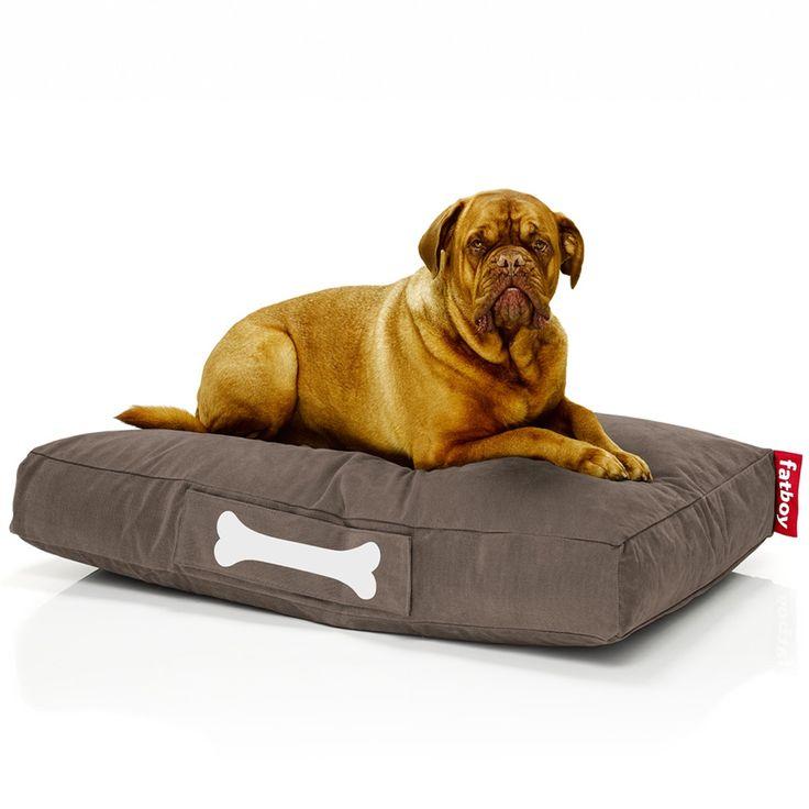 Fatboy Doggielounge Stonewashed large - brown