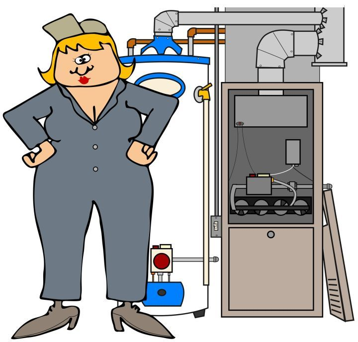 Common Furnace Problems And Repairs Furnace Problems Furnace Repair Home Maintenance Checklist