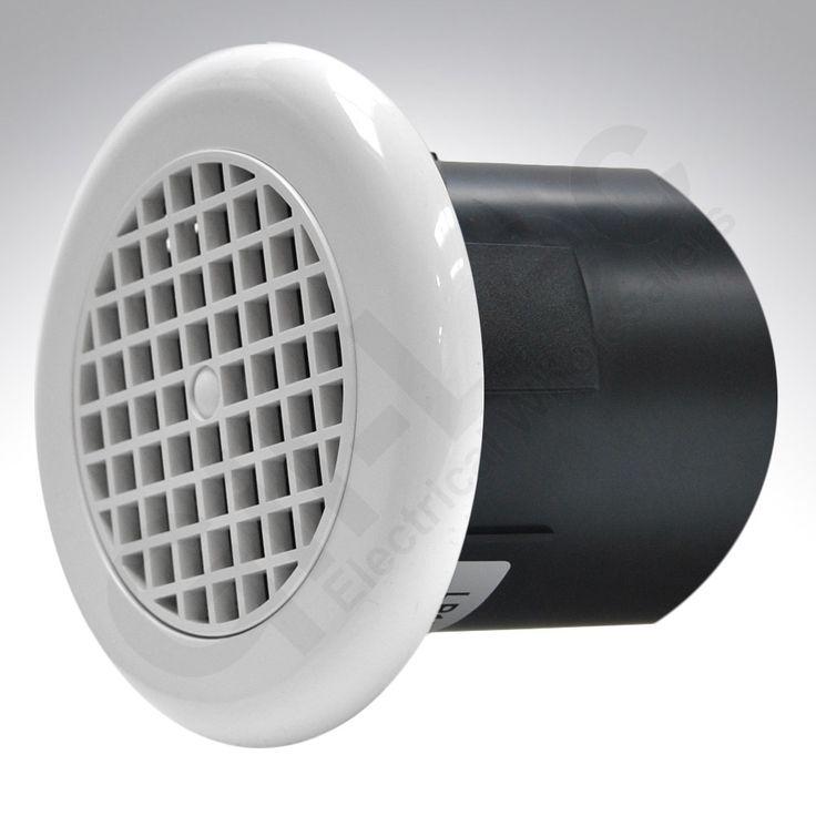 25 best ideas about extractor fans on pinterest kitchen extractor fan kitchen extractor and for Low profile bathroom exhaust fan