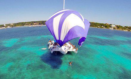 imagen para Isla Mujeres: tour en catamarán + snorkeling