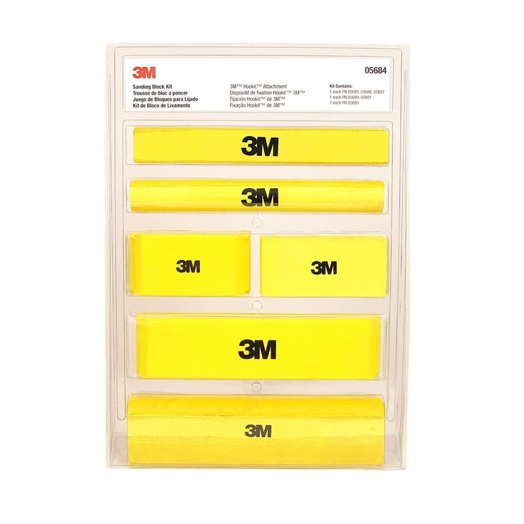 Auto Parts Canada Online Experts in the Auto Parts Industry. - 3M Foam Hookit Sanding Block Kit 05684, $109.97 (http://www.autopartscanadaonline.ca/3m-foam-hookit-sanding-block-kit-05684/)