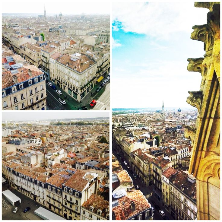 The #view from the top of the 'Tour Pey-Berland' in Bordeaux is breathtaking... such a beautiful #city !  You can see just how much there is to explore - and we think the best way to discover the real #Bordeaux is by #bike!  Contact Gareth at #BikeHireDirect #Gironde who can deliver bikes across the area direct to you at your holiday accommodation and even the train station or airport! For more information visit link in bio 😀  #cycling #velo #DispoVelo #igersnordeaux #bordeauxmaville…