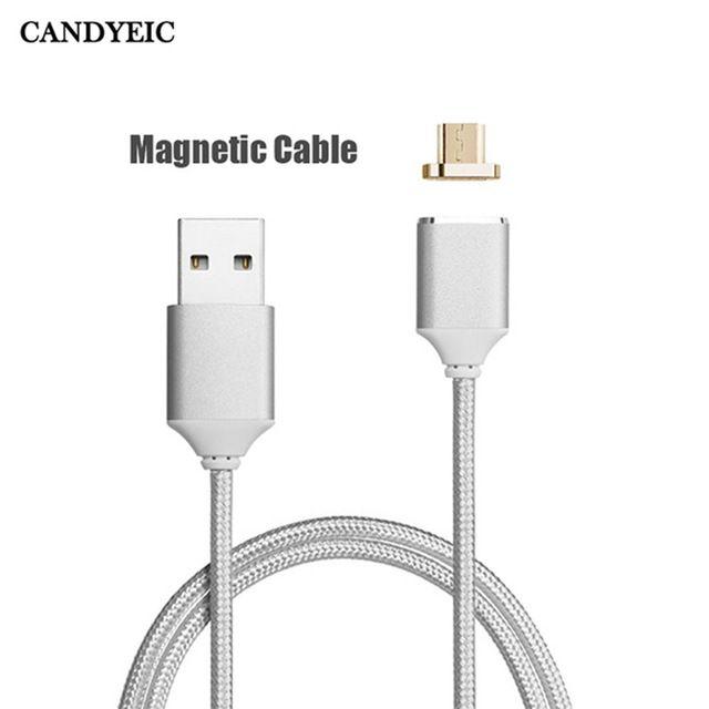 Candyeic Micro Usb Magnetic Charger For Xiaomi Redmi Note 6pro 4x Note5 6a Redmi 5 Plus Redmi S2 Android Magnetic Cable Revie Magnetic Charger Micro Usb Xiaomi