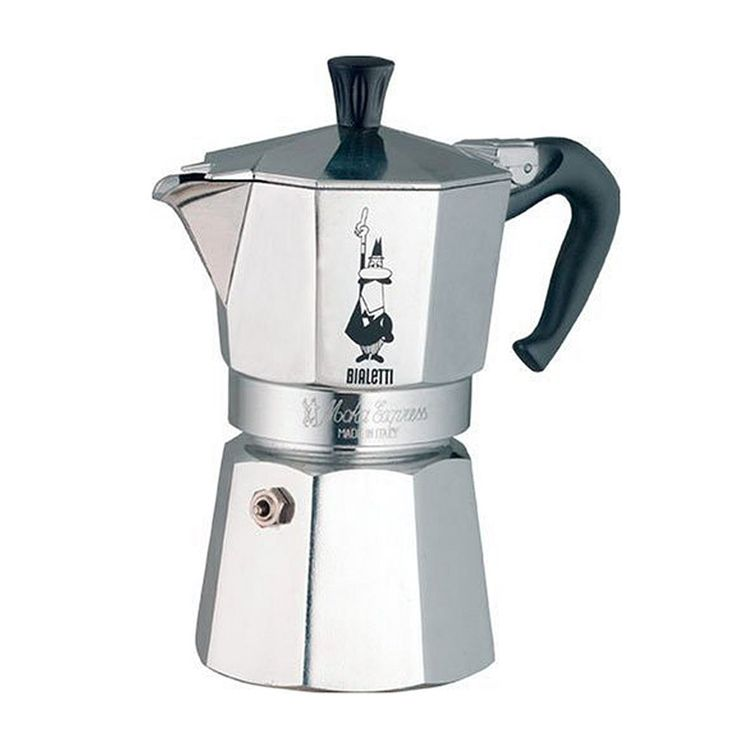 BIALETTI (Biaretti) open fire formula Mocha Express 4 cup 1164 (japan import) -- A special product just for you. See it now! : Coffee Maker