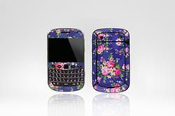 "Blackberry ""Floral"" (Approx. ZAR 75.00)"