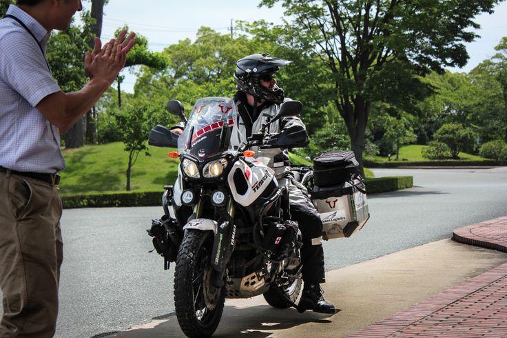 """Welcome to Yamaha"" | Motorradreisender.de"