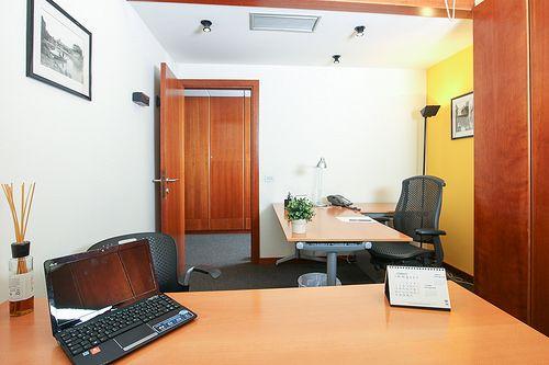 Ufficio arredato 2 posti lavoro