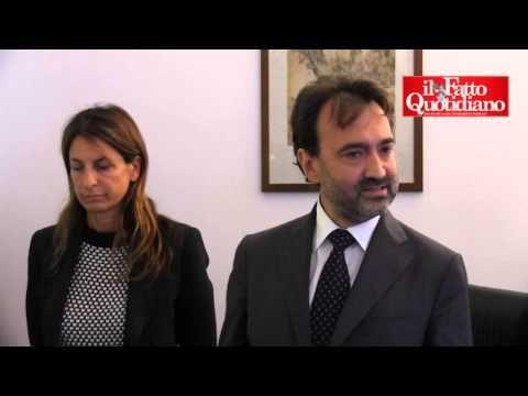 """Milano, in manette la figlia di Mangano. """"Il clan era una diretta emanazione di Cosa nostra"""" - YouTube"""
