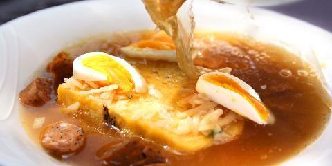 Italiensk brødsuppe/Italian bread soup