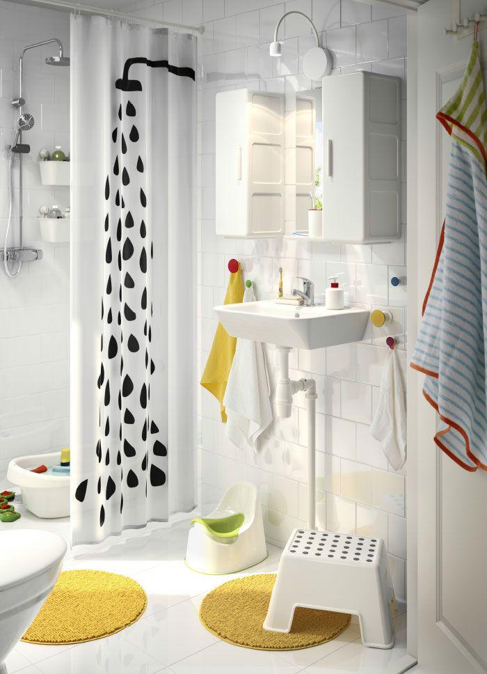 143 best IKEA Badezimmer - Spa images on Pinterest Bathroom - badezimmer spiegelschrank ikea