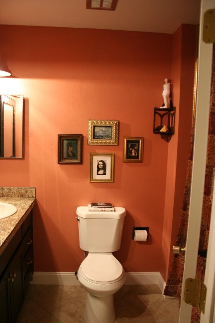 28 best hall bathroom the loo vre images on pinterest for Hall bathroom ideas