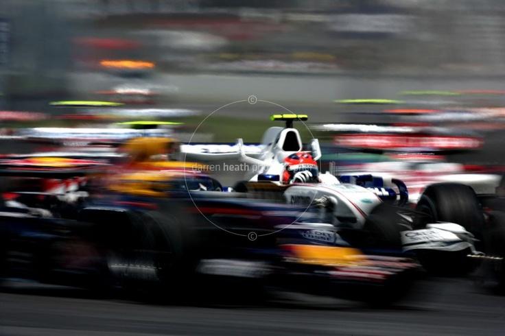 F1 show case