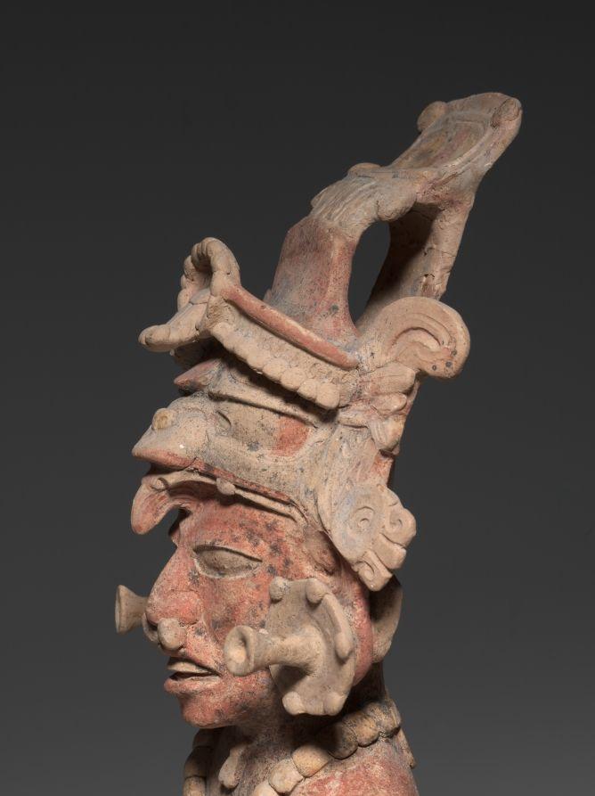 Guatemala, Petén region, Maya style (250-900) detail | Cleveland Museum of Art